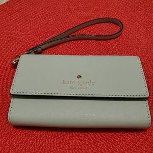 Kate spade phone wallet